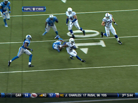 Video - Indianapolis Colts RB Vick Ballard 11-yard TD