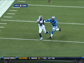Video - Colts QB Andrew Luck finds Donnie Avery for a 42-yard grab
