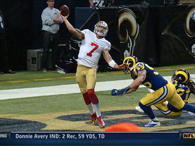 Video - Rams force safety