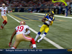 Video - St. Louis Rams defensive TD