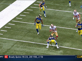 Video - San Francisco 49ers quarterback Colin Kaepernick 50-yard run