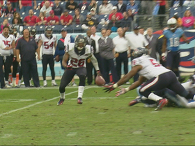 Video - Tennessee Titans quarterback Jake Locker throws third INT of the day