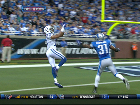 Video - Luck to Brazill 42-yard TD