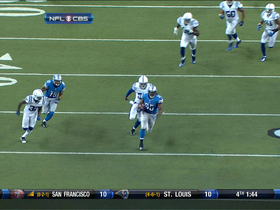 Video - Detroit Lions RB Joique Bell 67-yard run