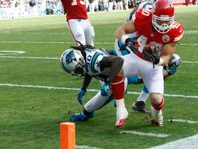 Video - Panthers vs. Chiefs highlights