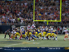 Video - Zuerlein game-winning field goal