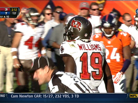 Video - Tampa Bay Buccaneers WR Mike Williams 40-yard catch