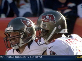 Video - Tampa Bay Buccaneers TE Dallas Clark 11-yard TD catch