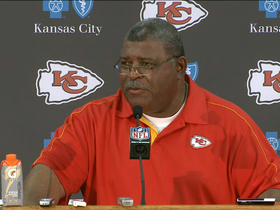 Video - Romeo Crennel: 'It was a total team victory'