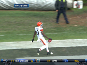 Video - Browns WR Josh Gordon 44-yard TD catch