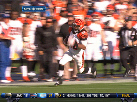 Video - Cincinnati Bengals RB BenJarvus Green-Ellis 41-yard sprint
