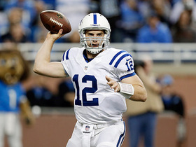 Video - Week 13: Andrew Luck highlights