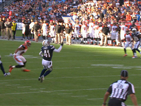 Video - San Diego safety Corey Lynch picks off Dalton