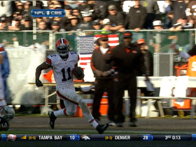 Video - Cleveland Browns WR Mohamed Massaquoi 54-yard gain