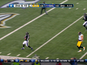 Video - Baltimore Ravens RB Ray Rice 34-yard touchdown run