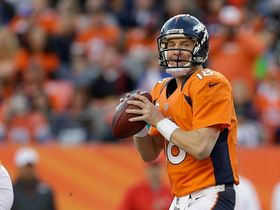 Video - Don't cheer unless it's OK with Peyton Manning