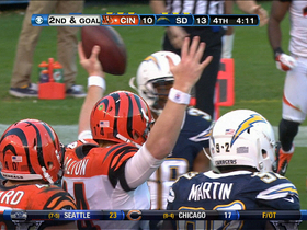 Video - Cincinnati Bengals QB Andy Dalton 6-yard TD run
