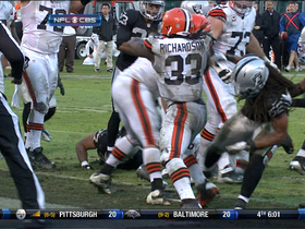 Video - Cleveland Browns RB Trent Richardson 3-yard TD run