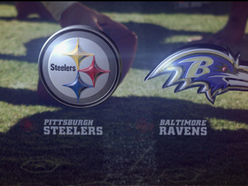 Video - Pittsburgh Steelers vs. Baltimore Ravens highlights