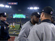 Watch: Tomlin-Harbaugh heated handshake