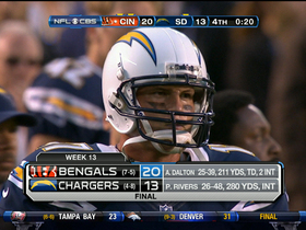 Video - Bengals vs. Chargers highlights
