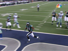 Video - Philadelphia Eagles RB Bryce Brown 5-yard TD run