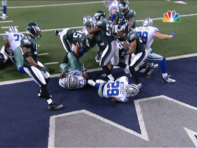 Video - Dallas Cowboys RB DeMarco Murray 1-yard TD run