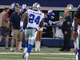 Watch: Claiborne returns fumble for the score