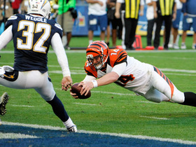 Video - GameDay: Cincinnati Bengals vs. San Diego Chargers highlights