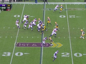 Packers defense, INT