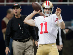 Video - Should San Francisco 49ers go back to QB Alex Smith?
