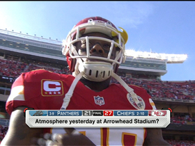 Video - Kansas City Chiefs respond to tragedy with emotional win