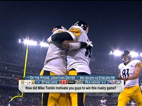 Video - Jonathan Dwyer, Pittsburgh Steelers steal win in Baltimore