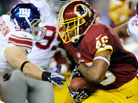 Video - New York Giants vs. Washington Redskins highlights