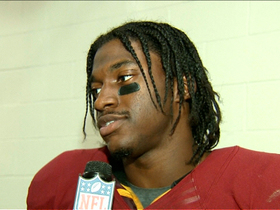 Video - RG3 1-on-1 with Kimberly Jones