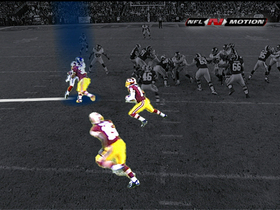 Video - Redskins expose Giants with option offense