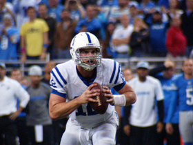 Watch: Drive of the Week: Luck does it again