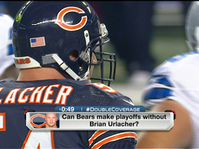 Video - Double Coverage: Can Chicago Bears make playoffs without Brian Urlacher?