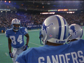 Video - Herman Moore reflects on Barry Sanders' career
