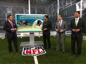 Watch: Who has the edge?: Ravens vs. Redskins
