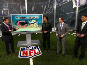 Watch: Who has the edge?: Bears vs. Vikings
