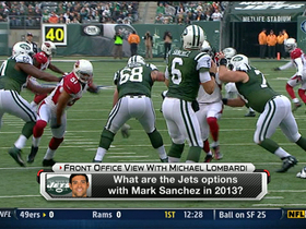 Video - What does the future hold for Jets QB Mark Sanchez?