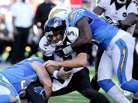 Video - Down go the Baltimore Ravens?