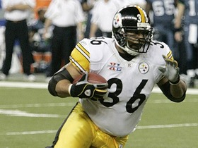 Video - Jerome Bettis eager to reach Hall of Fame