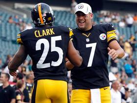 Video - Clark talks Big Ben's impact