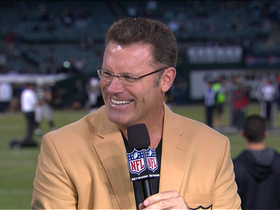Watch: Howie Long joins 'Thursday Night Kickoff'