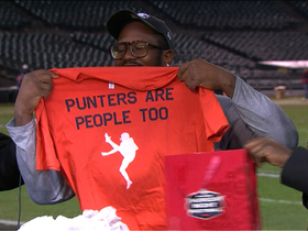 Video - Von Miller joins 'Thursday Night Football' set