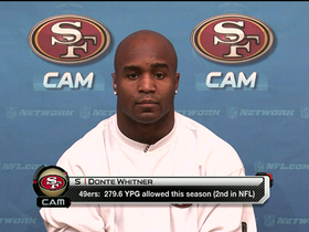 Video - Donte Whitner: 'We will roll with Kaep'
