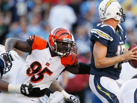 Watch: Tools for Victory: Sack lunch for Bengals' D