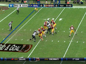 Video - Washington Redskins QB Robert Griffin III throws TD to Josh Morgan